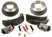 Series III 88 Front Brakes from July 1980